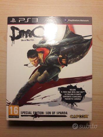 DmC Devil May Cry (Special Edition Son of Sparda)