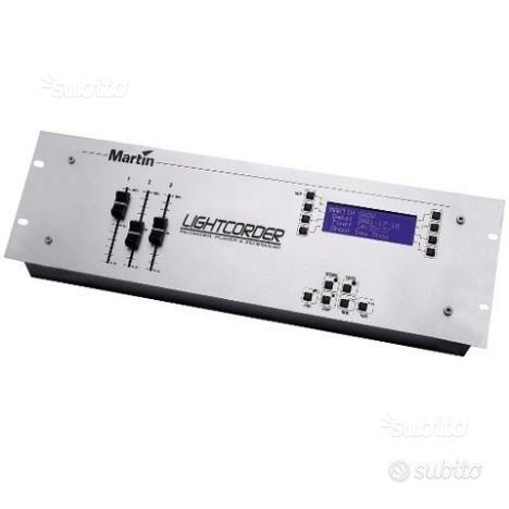 Martin controller dmx