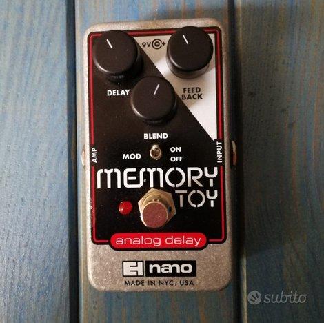 ELECTRO HARMONIX Memory Toy - Pedale Delay