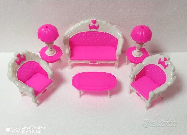 Mobili casa di bambola Barbie accessori vintage