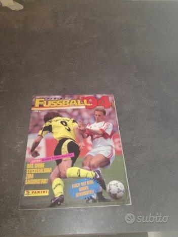 Album figurine Panini Bundesliga 1993/1994