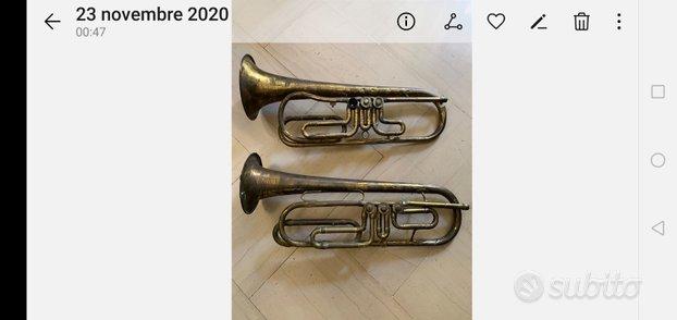 Trombe in ottone