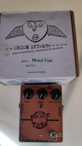 Orion Effekte Motor FUZZ Made in Germany