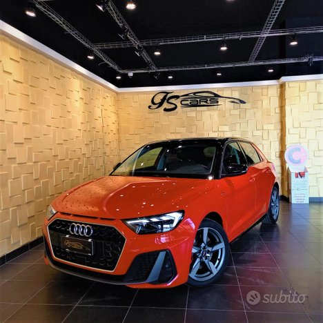 Audi a1new modello-virtual-automatica-iperfull