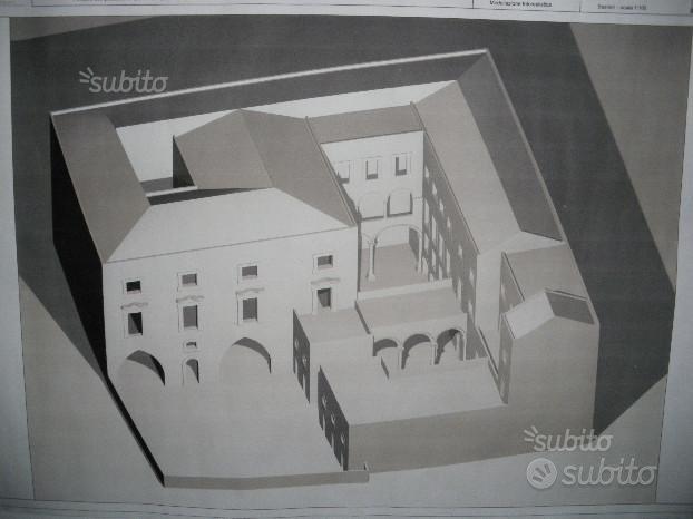 Palazzo Lampedusa: duplex mq 125