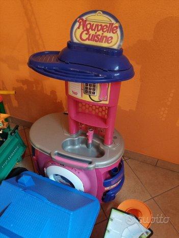 Gioco cucina giocattolo