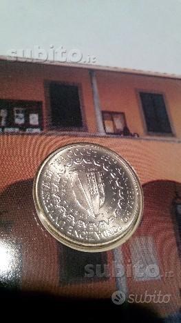 5000 lire argento 650° Anniversario dell'Universit