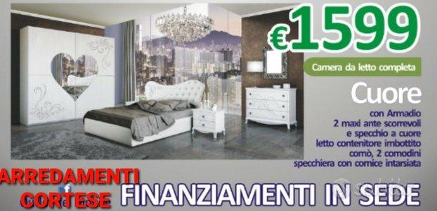 Camera Da Letto Contemporanea Arredamento In Vendita A Napoli Napoli