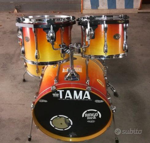 Batteria acustica Tama Rockstar Custom