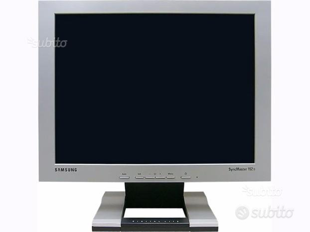 Monitor Samsung Syncmaster 152T