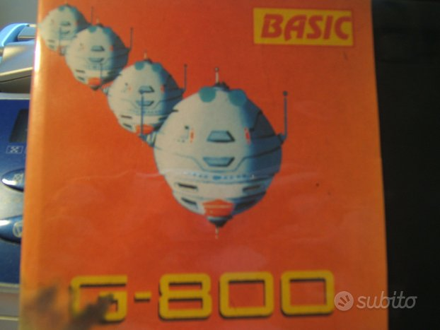 Videomanuale G800