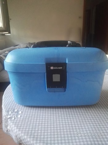 Beauty case delsey nuovo