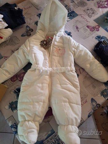 Tuta Invernale Mono Star - Bambina 18 mesi