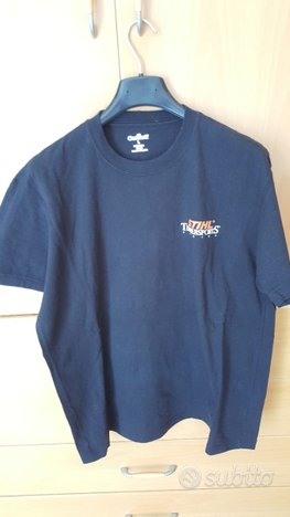 T shirt carhartt stihl lavoro