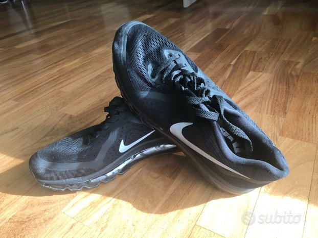 Nike air max nere 44 nuove