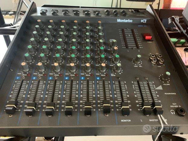 Mixer Montarbo Promix 572