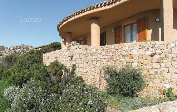 Villa costa paradiso 4camere 3bagni 8PL