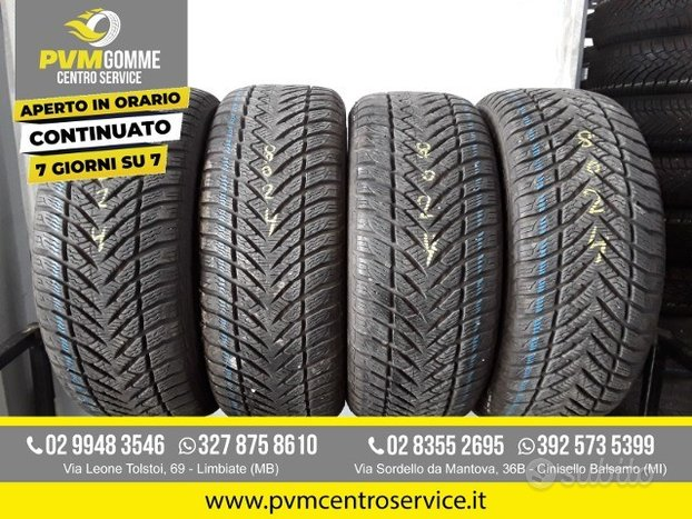 Gomme usate:195 50 15 82h goodyear inv
