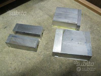 Marginatura tipografica in alluminio