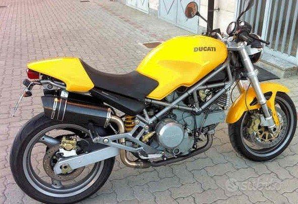 Special Carbon Alto Roadsitalia Ducati Monster