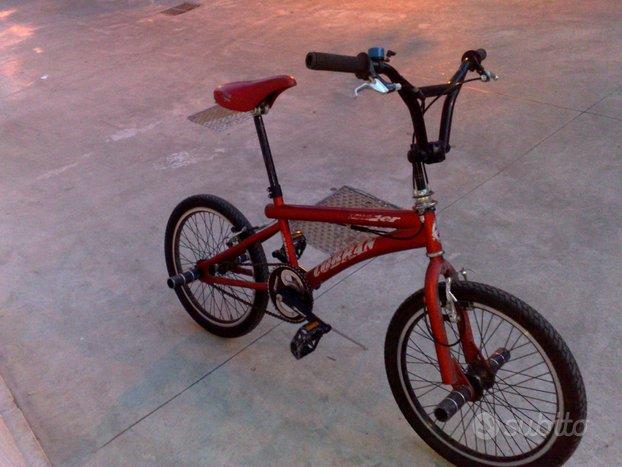 BMX cobran ranger 360 rossa
