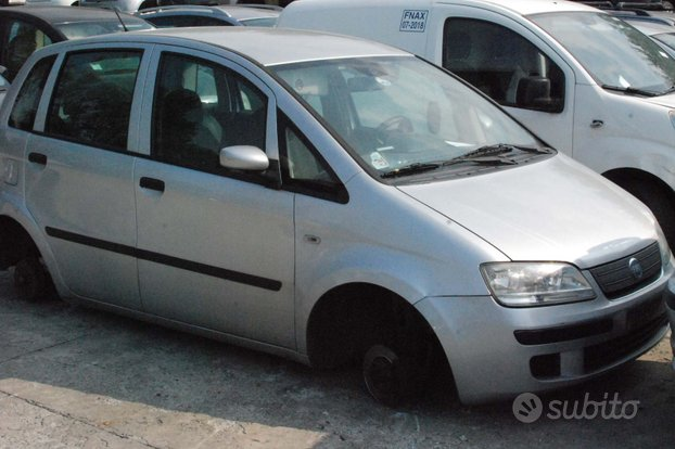 Ricambi fiat idea 2006 restyling