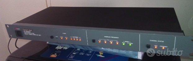 Tascam if-ae8hr scheda audio digital interface