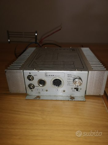 Amplificatori e piastra Pioneer