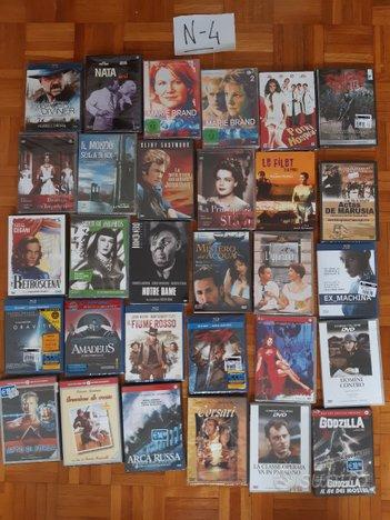 DVD nuovi sigillati film serie TV vario genere S-Z