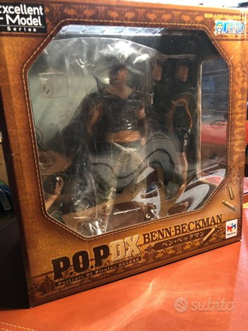 One piece megahouse benn Beckmann POP