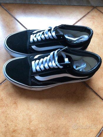 Vans platform scarpe