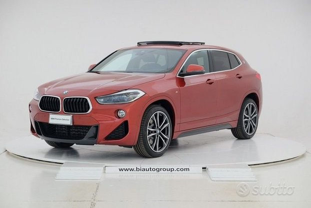 BMW X2 (F39) xDrive20d Msport