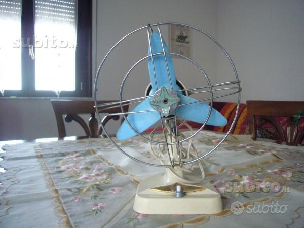 Ventilatore Olimpic jolly anni 50/60