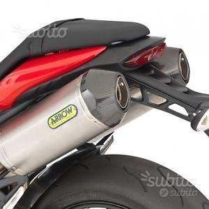 Scarico Triumph Arrow Speed Triple 1050 A9600773