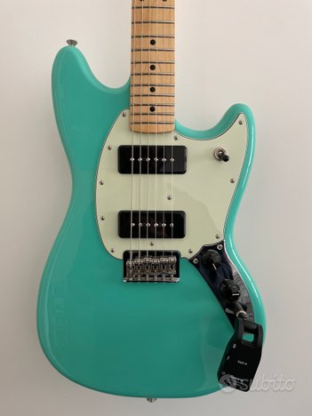 Fender Mustang P-90 mexico