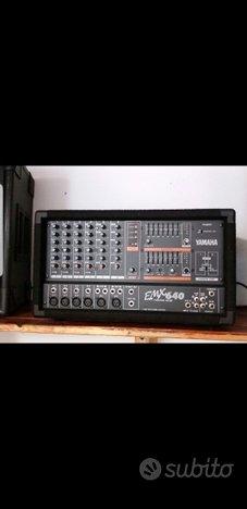 Mixer Yamaha emx 640