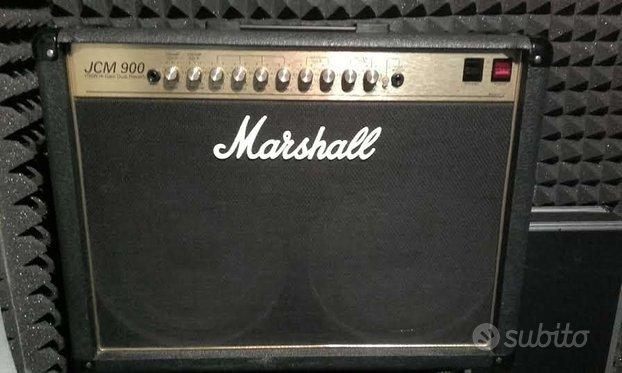 Amplificatore x chitarra marshall