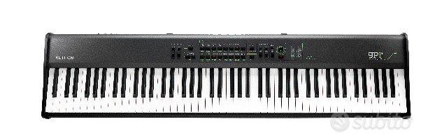 Pianoforte Digitale Ketron 88 Tasti Pesati Complet