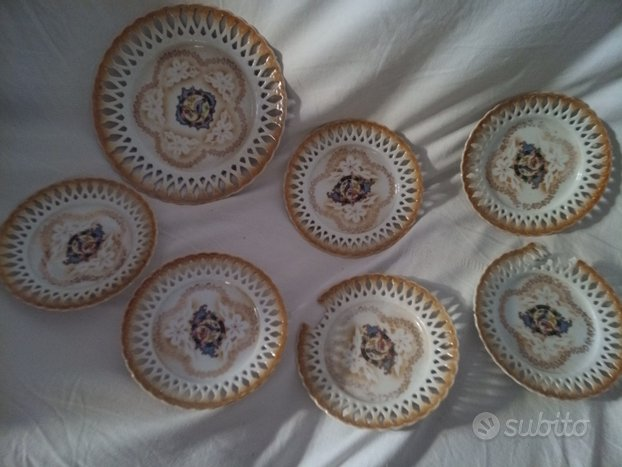 Piatti da collezione ceramica Winterling