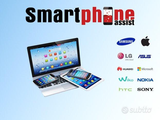 Display iPhone Riparazioni Vetro rotto Ipad Huawei