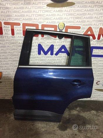 Porta posteriore sinistra Volkswagen Tiguan 5N