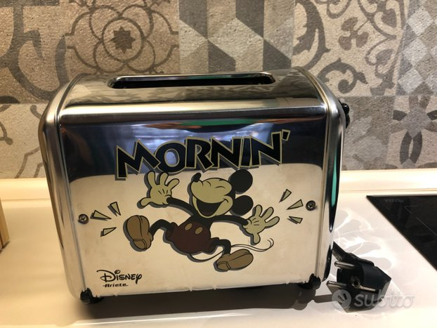 Tostapane Disney Mickey Mouse Ariete