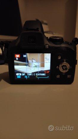 Fotocamera Fujifilm Finepix SL300
