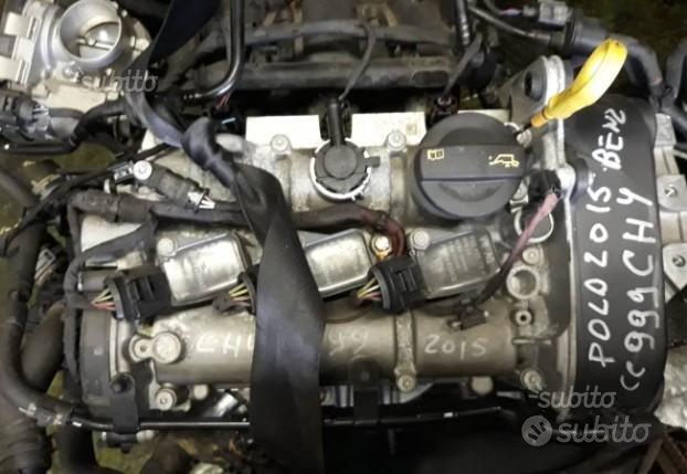 Motore VOLKSWAGEN - Sigla CHY