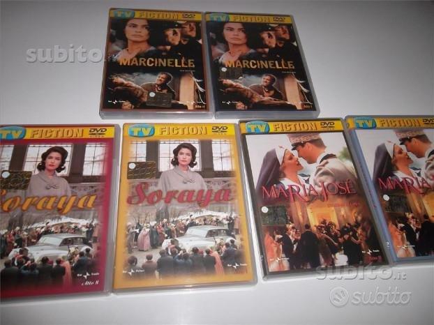 DVD Marcinelle, Soraya, Maria José