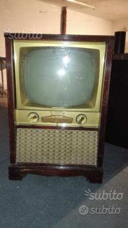 Televisore d'epoca Dumont vintage