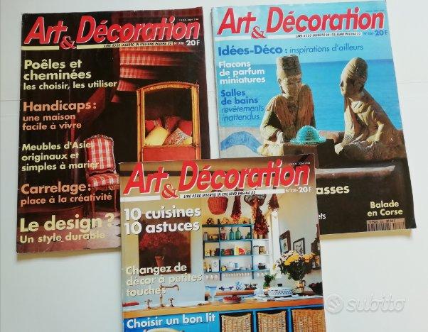 Riviste di arredamento e design anni libri e riviste