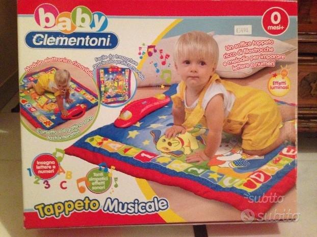 Tappeto musicale Clementoni