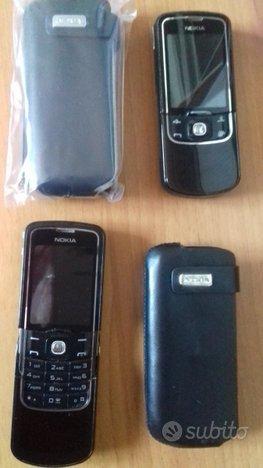 Nokia 8600 luna black