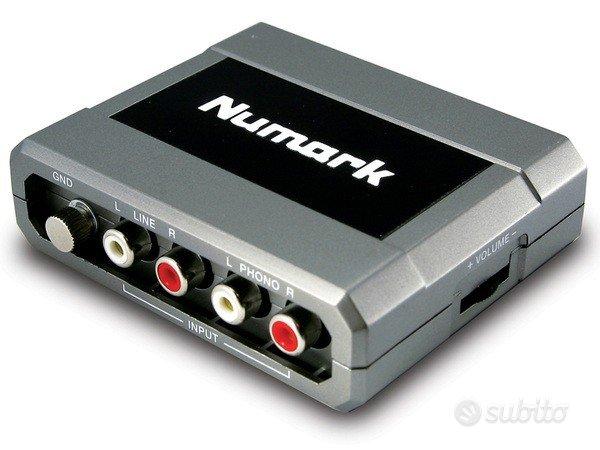 Interfaccia Audio USB Per DJ Numark Stereo IO